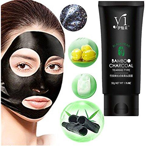 Blackhead Remover Mask Charcoal, CieKen Blackhead Peel Off M