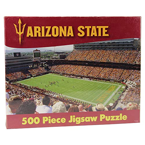 R and R Imports NCAA College Stadium Games Jigsaw Puzzle 500 Piece (Arizona State Sun Devils)