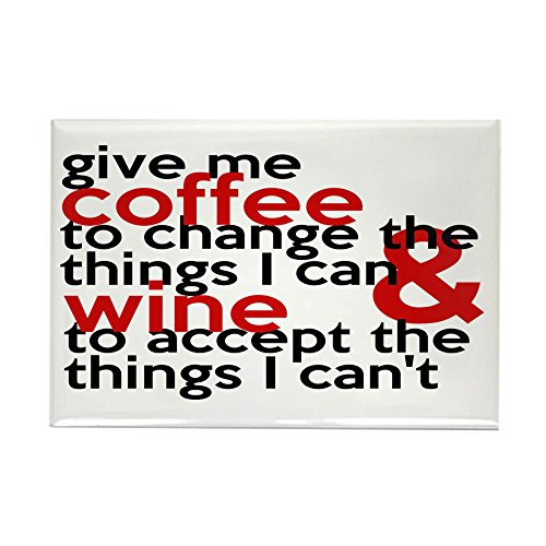 CafePress Coffee Rectangle Magnet Refrigerator