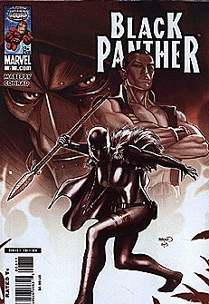 Black Panther (2009 series) #8