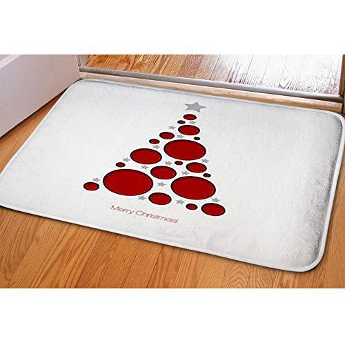 ing Room Carpets Home Decor Rug Bedroom Floor Mats,Christmas Card Tree Vector Illustration ()