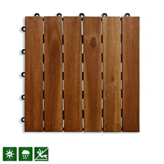 Office Marshal Acacia Wood Tile Flooring, Patio Pavers U0026 Composite Decking  | Interlocking Patio Tiles
