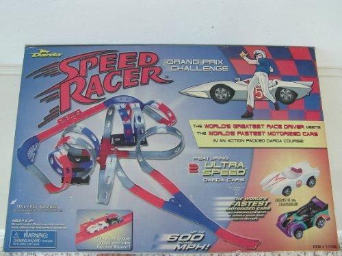 Darda Speed Racer Grand Prix Challenge Race Track Set