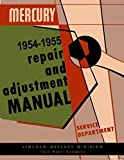1954 1955 Mercury Custom Monterey Shop Service Repair Manual Engine Drivetrain