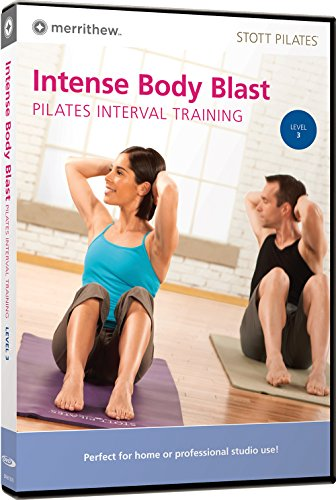 STOTT PILATES Intense Body Blast - Pilates Interval Training, Level 3