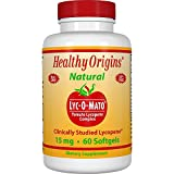 Healthy Origins Lyc-O-Mato Lycopene 15 Mg, 60 Softgels Review