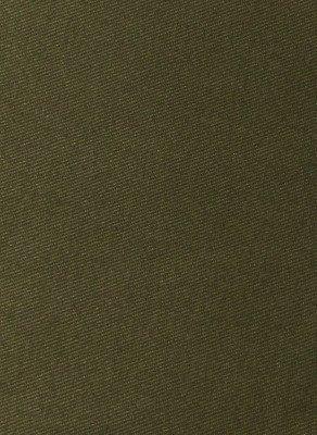 Twill Organic Fabric - Organic Cotton Twill Fabric - Olive - By the Yard