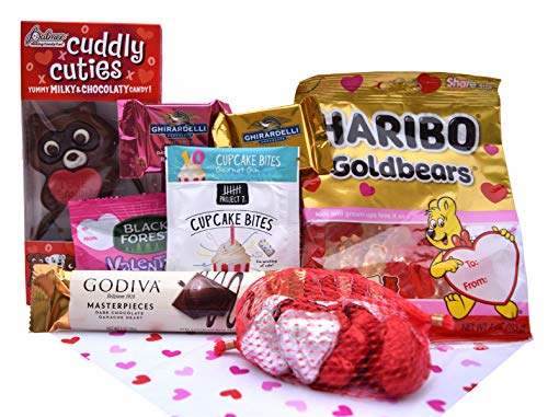 - Valentine's Day Candy Care Package - Small