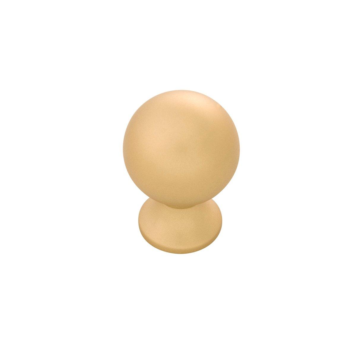 Belwith-Keeler B076288-FUB Fuller Collection 1 Diameter Knob Flat Ultra Brass
