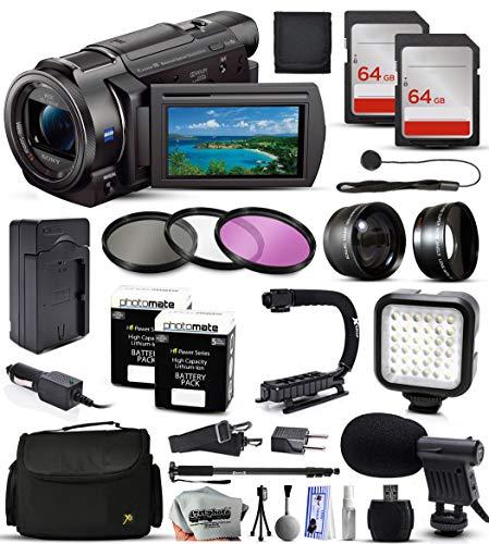 Sony FDR-AX33 4K Ultra HD Handycam Camcorder...