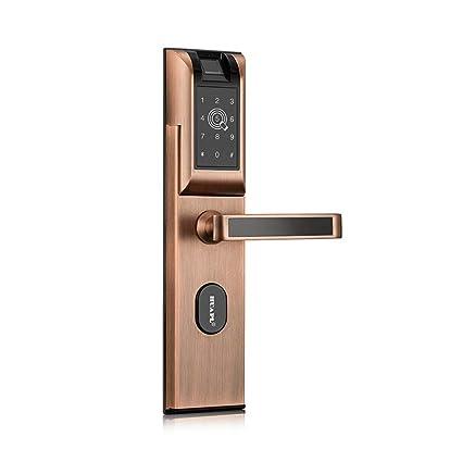Cerraduras Biométricas De La Huella Digital, Contraseña/Bluetooth/Tarjeta De Proximidad/App