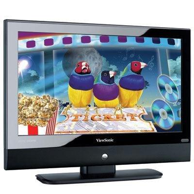 ViewSonic N3735W 37-inch 720p LCD HDTV