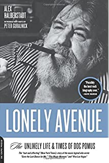 Hound dog the leiber stoller autobiography jerry leiber mike lonely avenue the unlikely life and times of doc pomus fandeluxe Choice Image