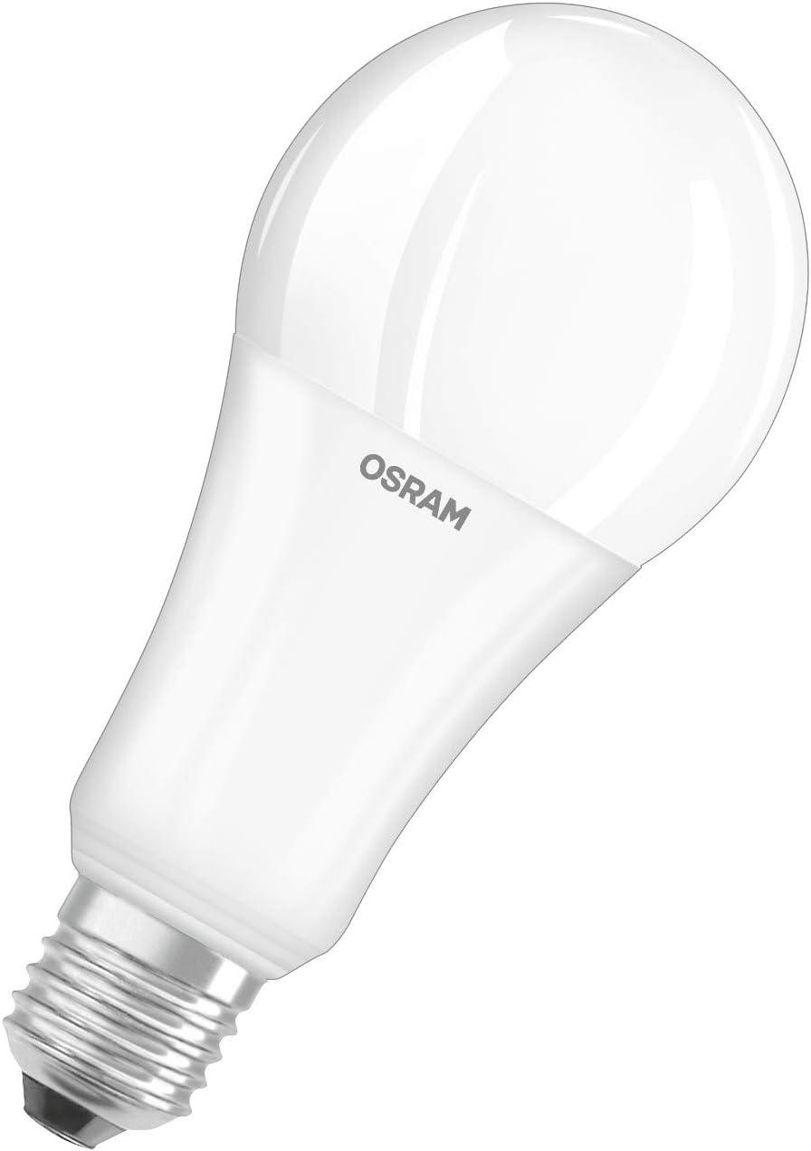 Osram Star Classic A Lámpara LED E27, 19 W, Blanco
