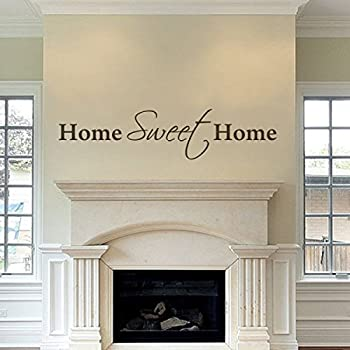 MairGwall Family Home Removable Wall Sticker Decal Homeu0026Living Decoration  Art Vinyl Home Wall Quote Words Home Part 60