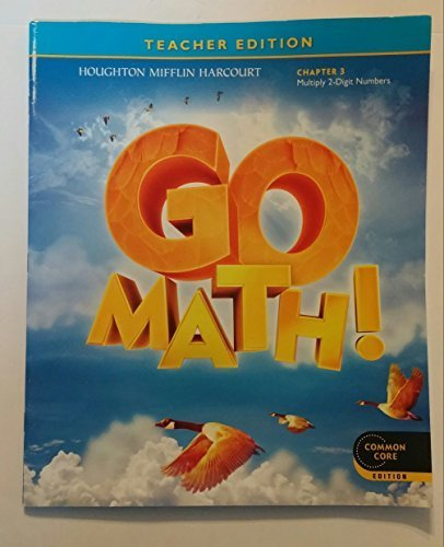 Go Math! Grade 5 Teacher Edition Chapter 4: Multiply Decimals (Common Core Edition)