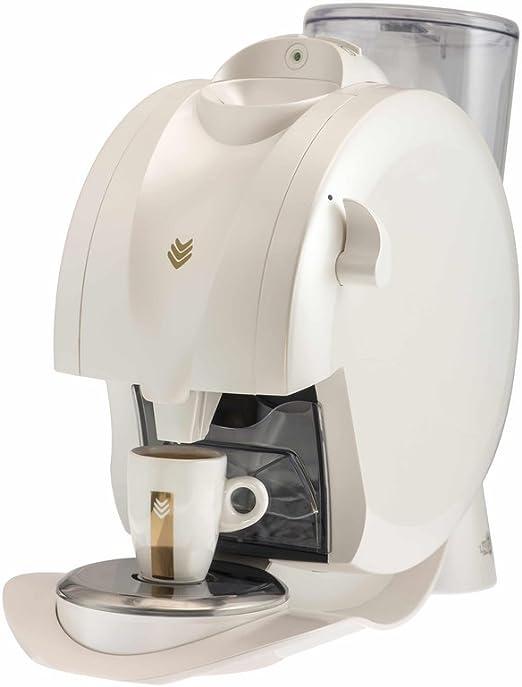 Máquina de espresso • café MALONGO Oh Matic blanco nacarado ...