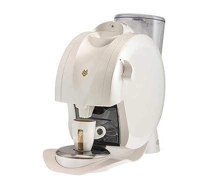 Máquina de espresso • café MALONGO Oh Matic blanco nacarado • • ICE PEARL • •