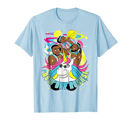 WWE The New Day Rocks Graphic -