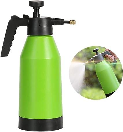 ZDYLM-Y Pulverizador a presión 2 litros Jardín pulverizador a presión, de Agua, herbicidas, Fertilizantes, Productos de Limpieza Suaves y Bleach, Verde: Amazon.es: Deportes y aire libre
