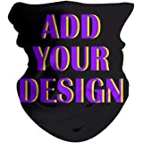 Custom Face Mask Reusable for Men & Women, Fishing, Hiking, Sports Mask Neck Gaiter Personalized Customized