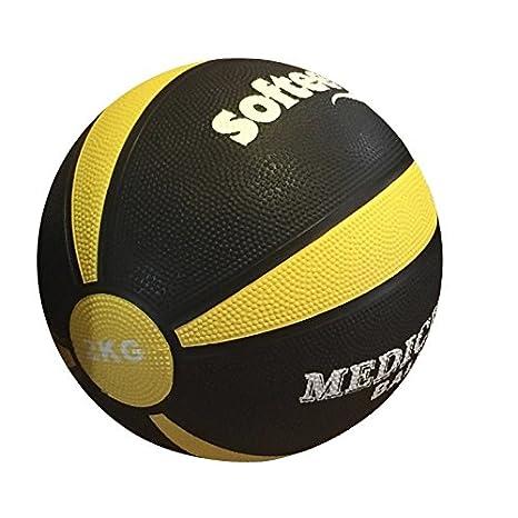 Softee Equipment 0025008 Balón Medicinal, Blanco, S: Amazon.es ...