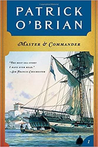 Master and Commander: Patrick O'Brian: Amazon.com: Books