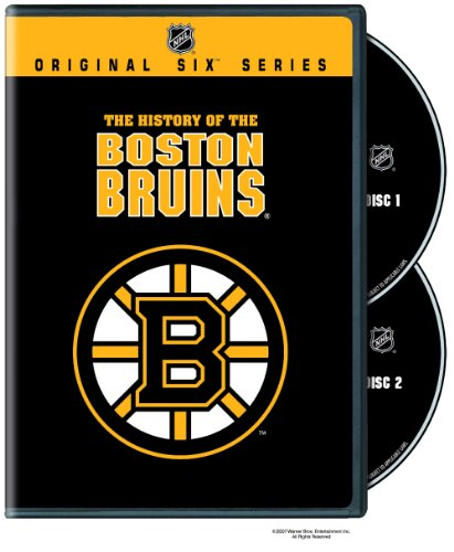 NHL Original Six History of the Boston Bruins by Warner Manufacturing