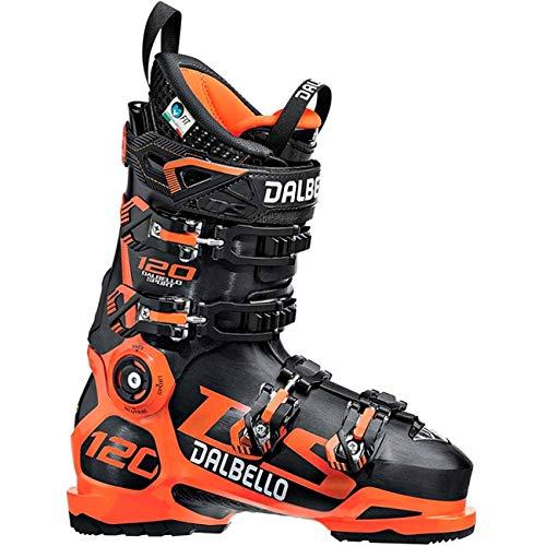 Dalbello DS 120 Ski Boots 2019-27.5/Black-Orange