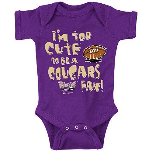 Smack Apparel Washington Huskies Fans. Too Cute. Onesie (NB-18M) or Toddler Tee (2T-4T) (12 Month)