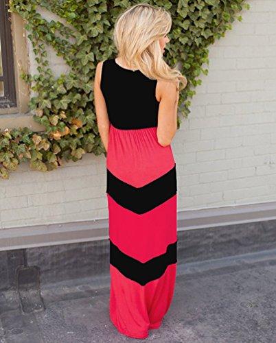 Lange kleider sommer schwarz