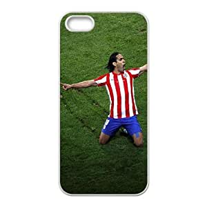 iPhone 4 4s Cell Phone Case White Falcao BNY_6965852