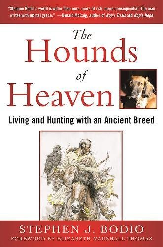 The Hounds of Heaven: Living and Hunting with an Ancient Breed [Stephen Bodio] (Tapa Dura)