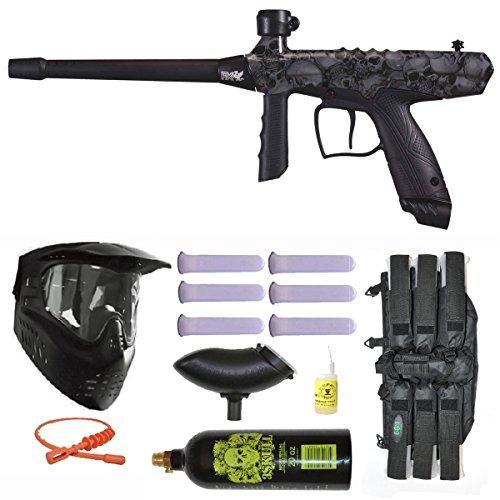 Tippmann Gryphon FX Paintball Marker Gun 3Skull Mega Set - Skulls ()