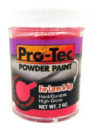 Component Pro Tec Powder Paint 2oz Red