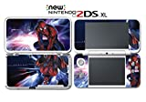 Spider-man Avengers Homecoming Spiderman Video Game Vinyl Decal Skin Sticker Cover for Nintendo New 2DS XL System Console