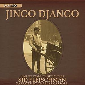 Jingo Django Audiobook