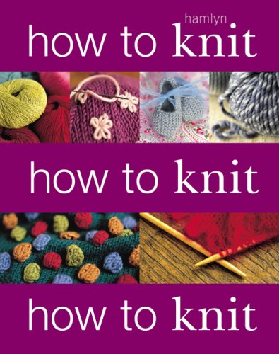 How to Knit ebook