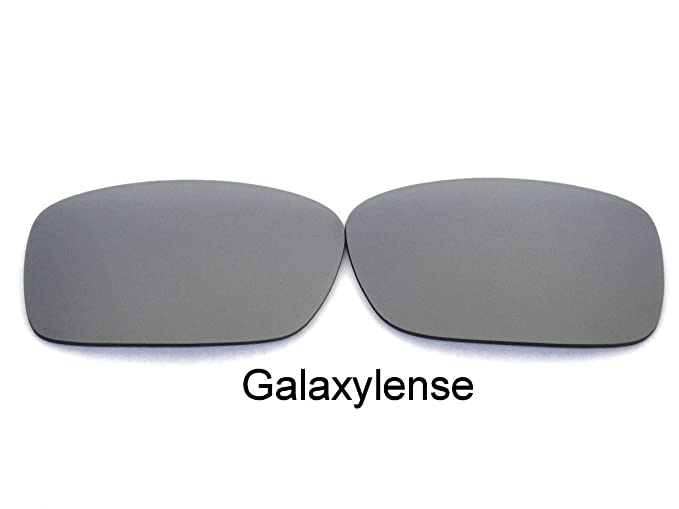 b4ee13a8523 Amazon.com  Galaxy Replacement Lenses For Oakley Crankcase Polarized  Titanium  Clothing