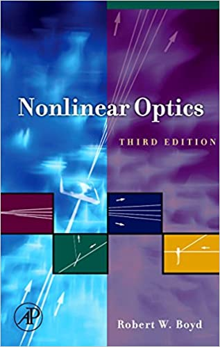 Nonlinear optics third edition robert w boyd debbie prato nonlinear optics third edition 3rd edition fandeluxe Choice Image