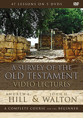 Survey Of The Old Test Video Lectures