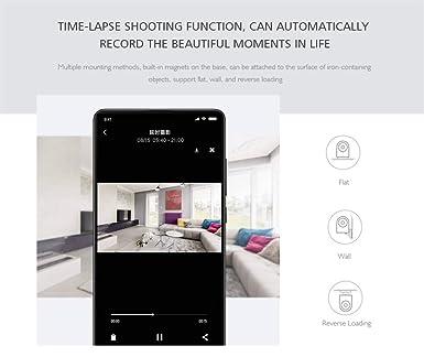 Amazon.com: KUNAW Aqara - Cámara inteligente G2 1080P ...