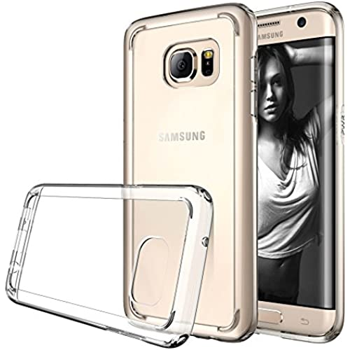 Galaxy S7 Edge Case, E LV S7 Edge Case - Anti-Scratch Clear Slim Case for Samsung Galaxy S7 Edge - [CLEAR] Sales