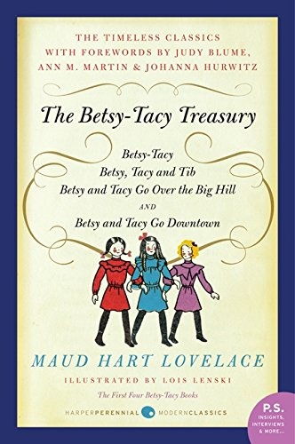 The Betsy-Tacy Treasury: The First Four Betsy-Tacy Books (Anne Of Green Gables Questions And Answers)