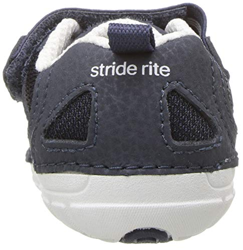 Pictures of Stride RiteUnisex Kids' Soft Motion Jamie Sneaker 11 M US 8
