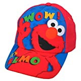Sesame Street Wow! Its Elmo Baseball Cap [6013]