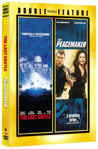 The Last Castle (2001) / The Peacemaker (1997) (Double Feature) by Paramount Pictures