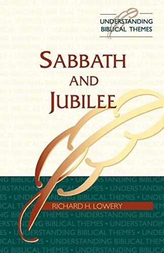 B.e.s.t Sabbath and Jubilee (UNDERSTANDING BIBLICAL THEMES SERIES) PPT