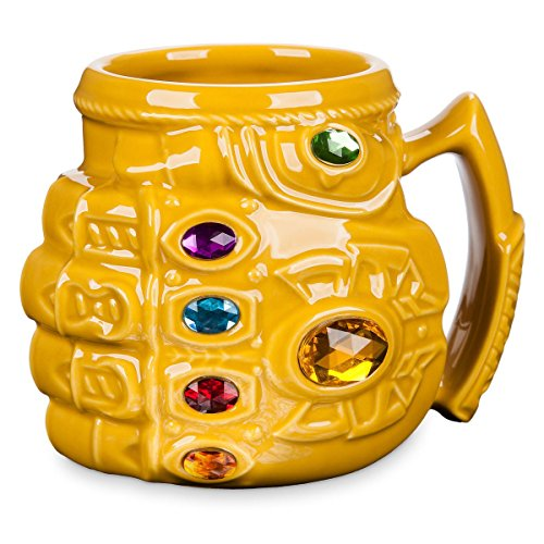 Thanos Infinity Gauntlet Mug   Marvels Avengers  Infinity Wars Cup