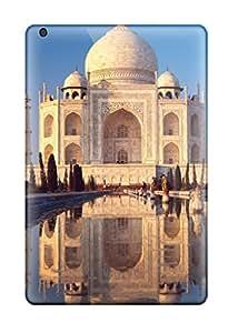 Premium Taj Mahal Agra India Hd Back Cover Snap On Case For Ipad Mini 2